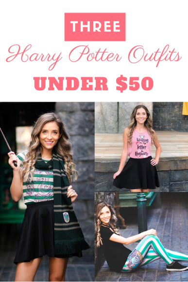 b16a0cd9ec As a self-proclaimed Harry Potter nerd, I love wearing outfits that show  off my love for all things magical, especially when visiting the Wizarding  World of ...