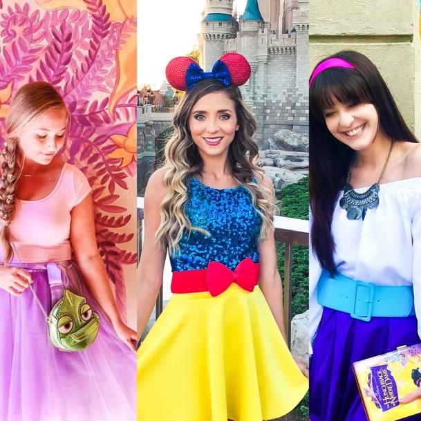 10 Disneybound Outfit Ideas