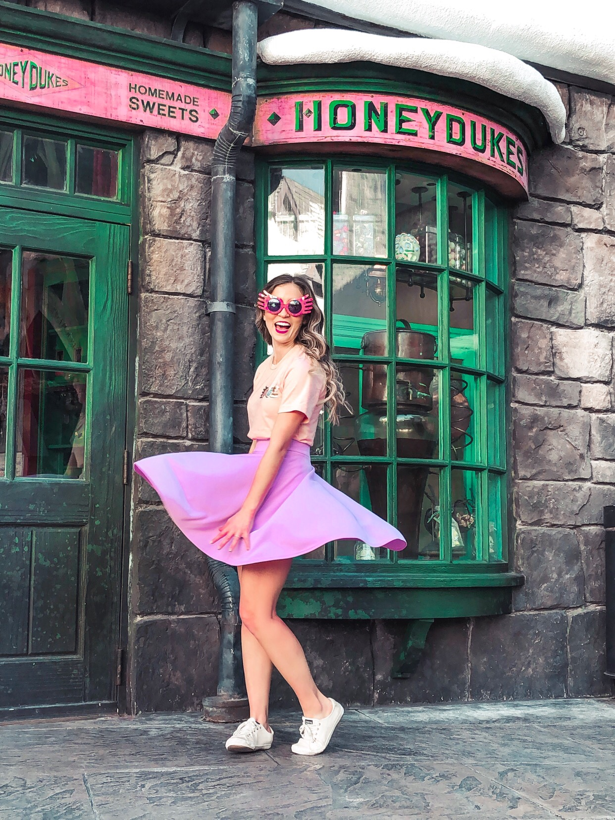 Luna Lovegood Harry Potter Outfit